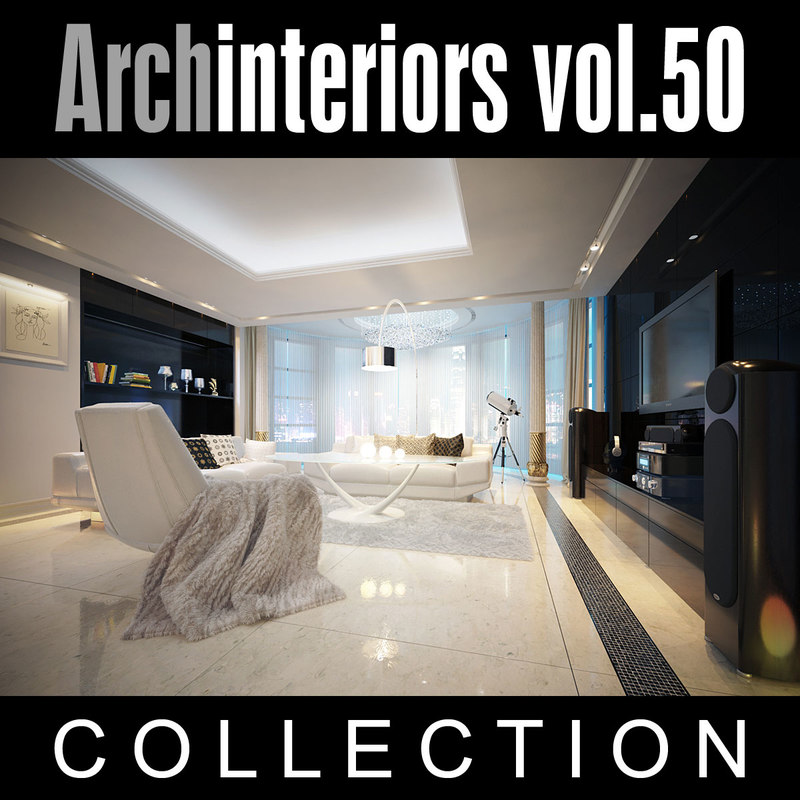 3D archinteriors vol 50 interiors