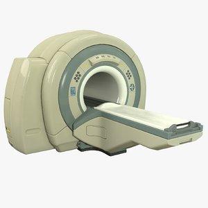 tomograph medical scanner 3D model