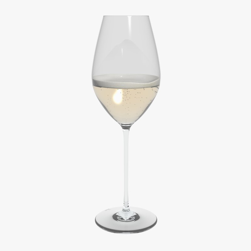 glass riedel superleggero champagne model