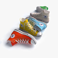 Converse All Star Five colors