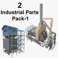 2 Industrial Parts Pack_1
