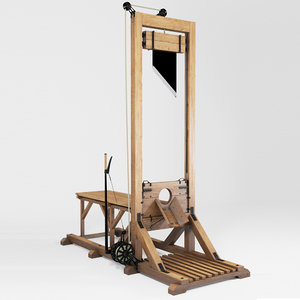 3D guillotine