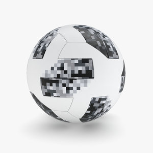 soccer ball cup 3D model