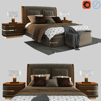 diamond bed turri model