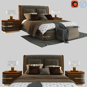 diamond bed turri model