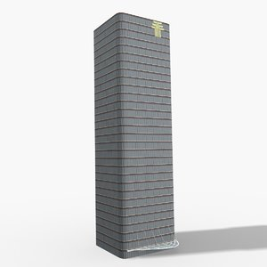 tempo scan tower 3D