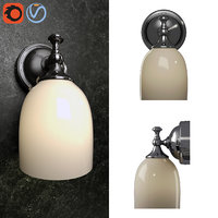 3D mercer single sconce
