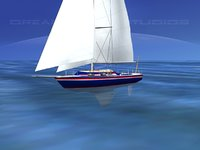 30 Foot Cutter Rig Sailboat V06