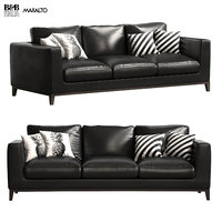 maxalto sofa lutetia 3D model