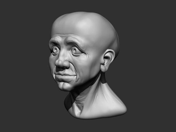 3D ztl model