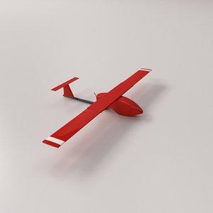 3D uav model