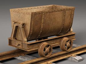 cart car 3D model