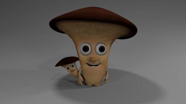 character games 3D model