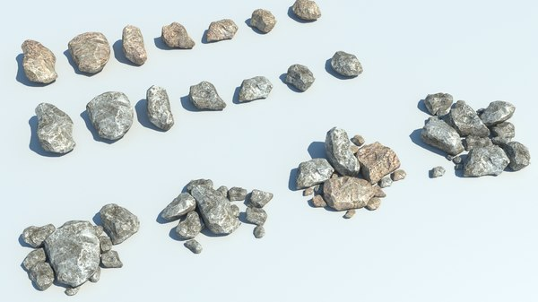 rocks model