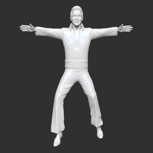 elvis presley - king 3D