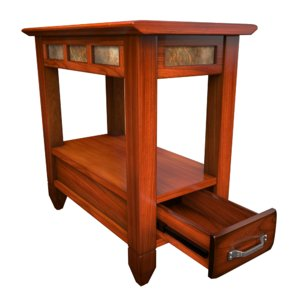 3D model realistic tables mini double