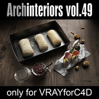 archinteriors vol 49 interiors model