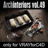 archinteriors vol 49 interiors model