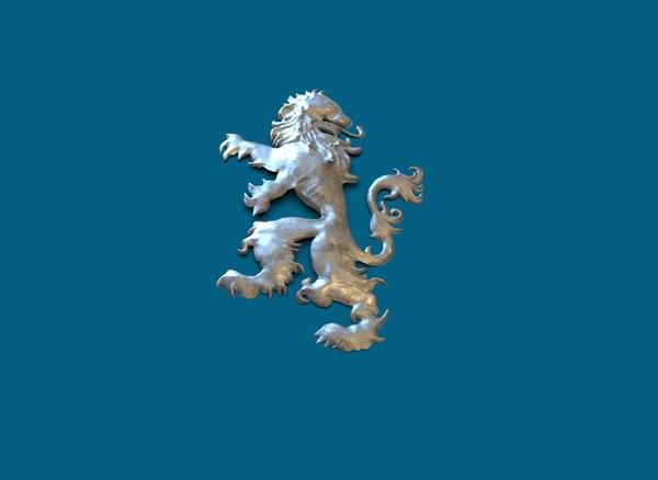 3D decor model