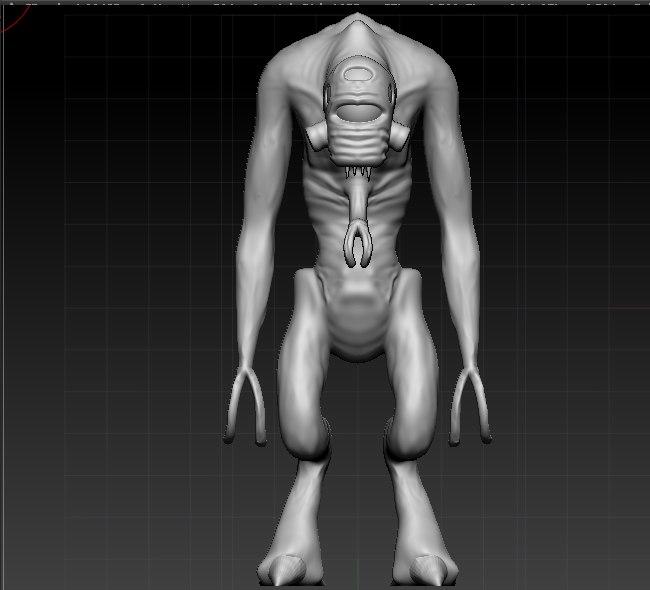 3D vortigaunts half life