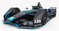 Formula E Spark SRT05 2018 2019
