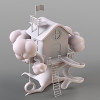 Cartoon Treehouse