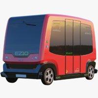 3D ez10 bus