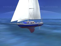 30 Foot Cutter Rig Sailboat V10