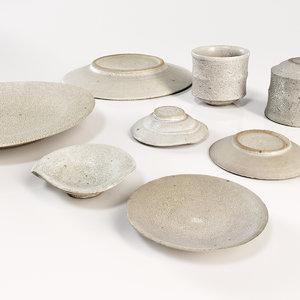 corona japanese tableware model