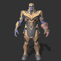 Thanos Fortnite 3d Model | Fortnite Battle Pass 3 V Bucks