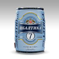 3D baltica barrel 5l