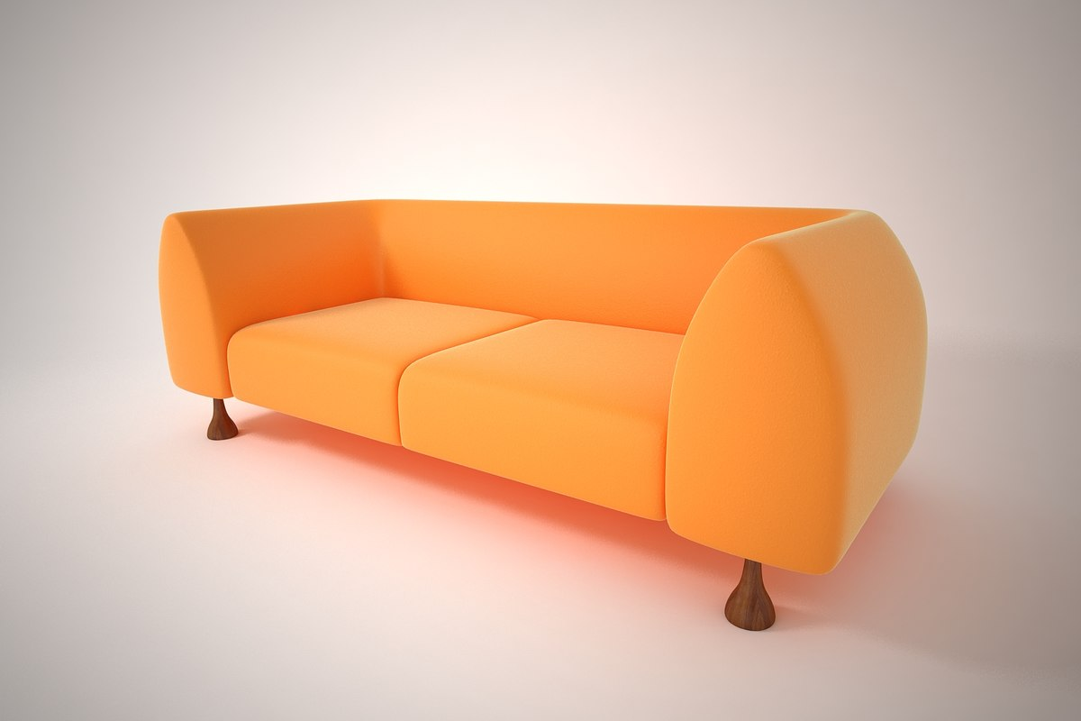 furnishings sofa 3D