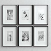3D picture frames set