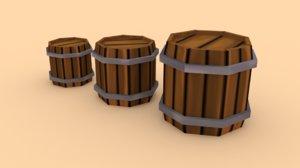 barrel model