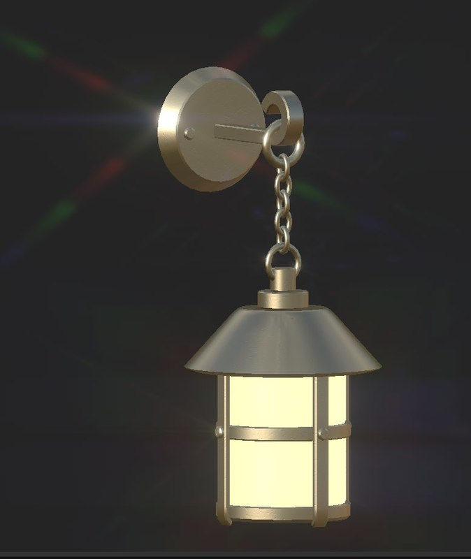 lantern 3D