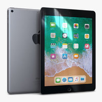 iPad 9.7 2018 Space Gray