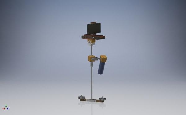 3D precision stabilizer model