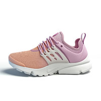 3D nike air presto ultra model