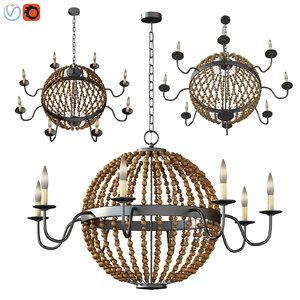 ventura chandelier model