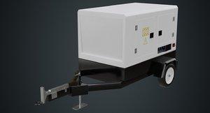 generator 1a 3D model
