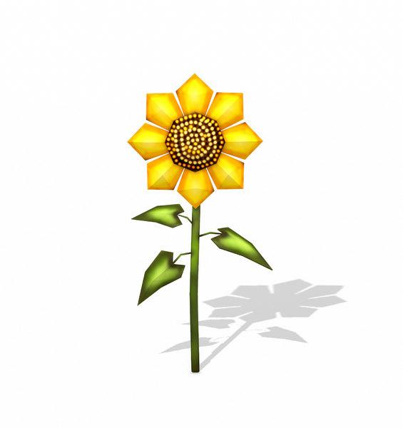 sunflower ready model