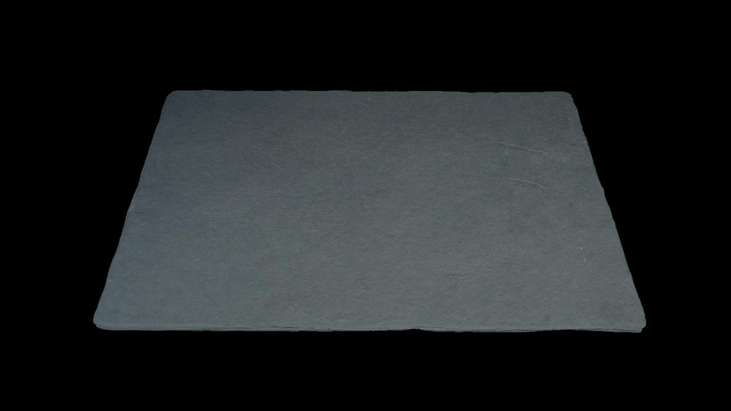 3D ardoise plat cuisine model - TurboSquid 1306861