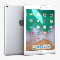 apple ipad 9 7 3D model
