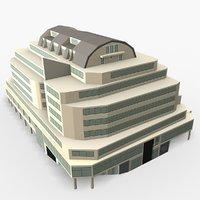 perform business center sofia 3D model