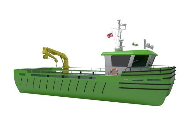 fish carrier model