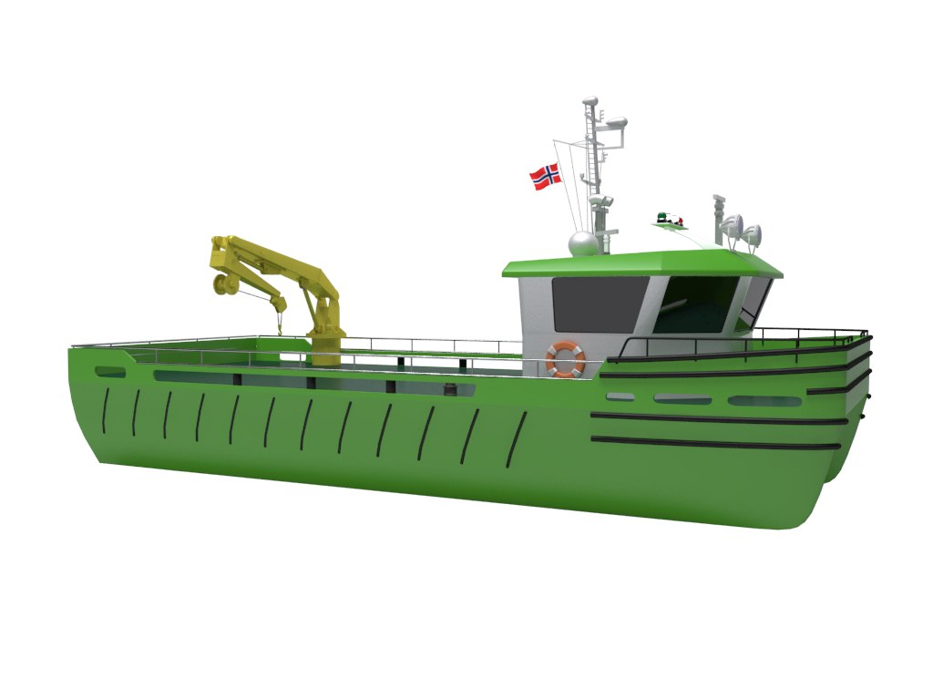 fish carrier model