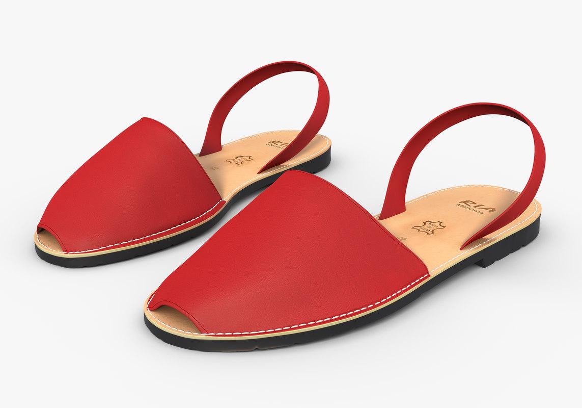 ria menorca sandals shoes model