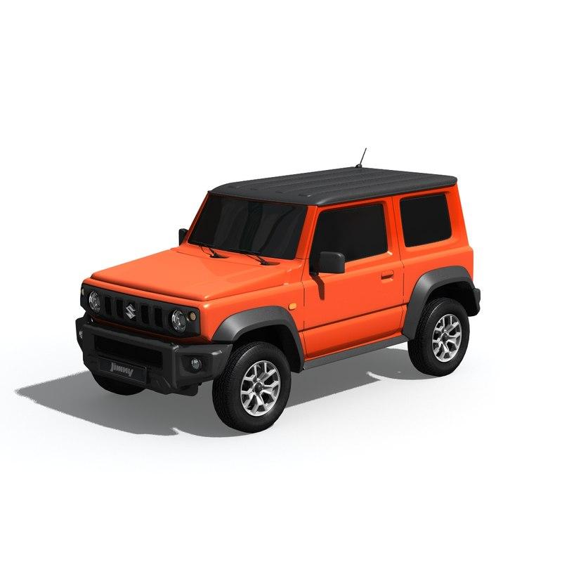 3D small sierra