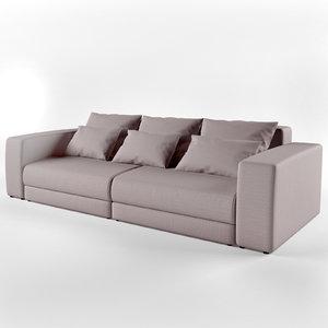 oksi sofa 3D model