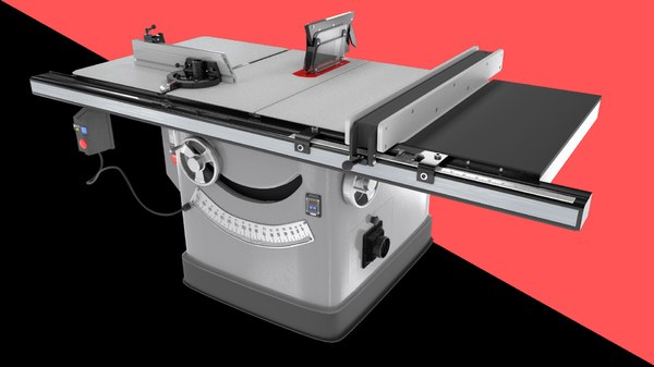 industrial table saw model